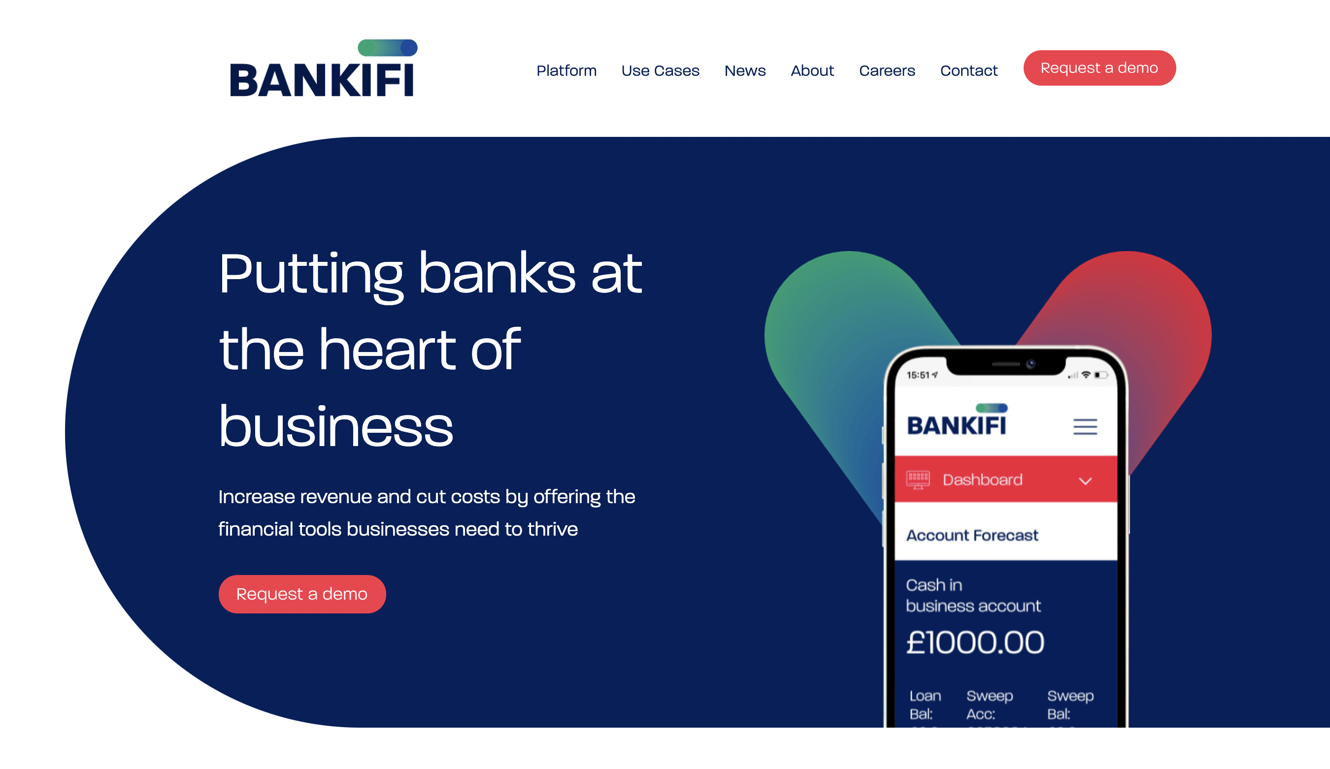 Press Release: BankiFi launches new website and announces seven new hires