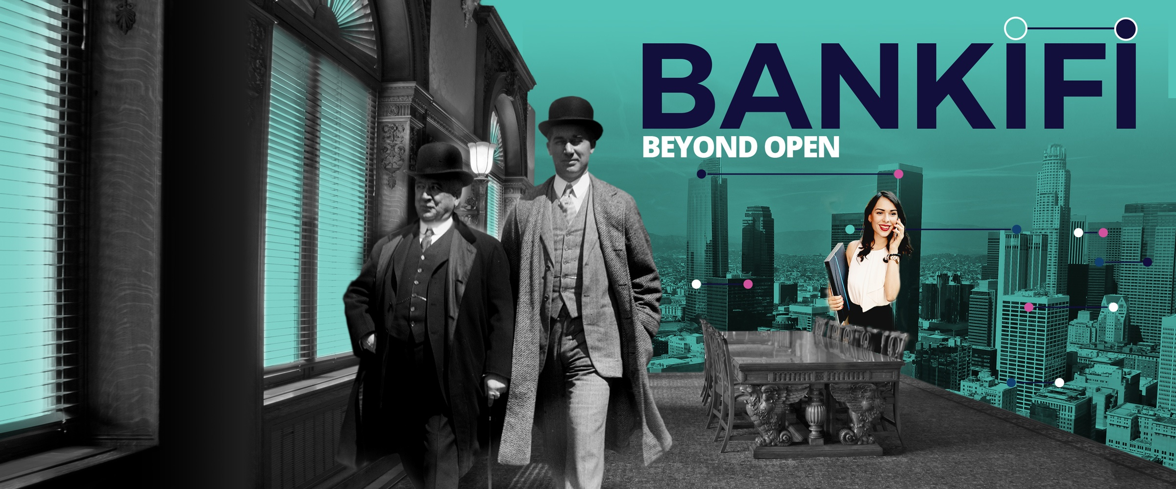Press Release: Newly launched BankiFi takes banks and its business customers 'Beyond Open'